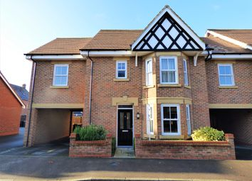 Thumbnail 4 bed link-detached house for sale in Gleneagles Close, Great Denham