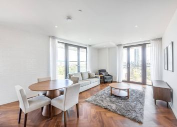 Thumbnail 2 bedroom flat for sale in New Union Square, Wandsworth