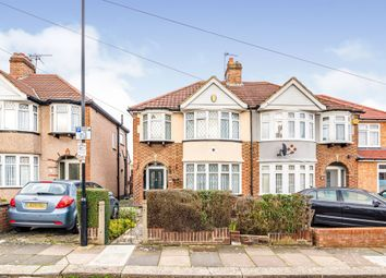 Thumbnail 3 bedroom semi-detached house for sale in Lincoln Close, Greenford