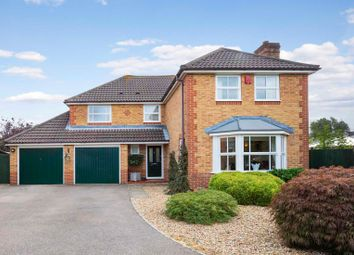 Thumbnail 4 bedroom detached house for sale in Elgar Way, Horsham