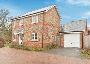 Thumbnail 3 bed semi-detached house for sale in Four Marks, Alton, Hampshire