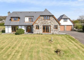 Thumbnail 5 bed detached house for sale in Lanteglos, Camelford, Cornwall