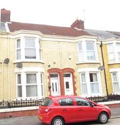 Thumbnail 2 bedroom terraced house for sale in Empress Road, Kensington, Liverpool