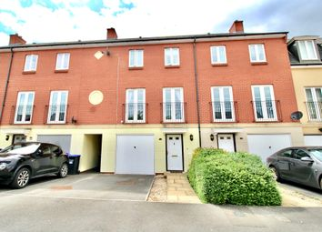 Thumbnail 4 bed town house for sale in Foundry Close, Melksham, Wiltshire