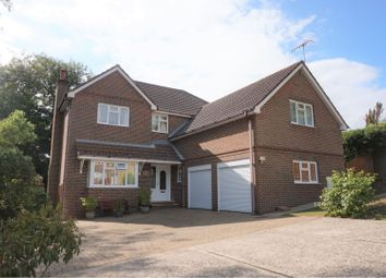 Thumbnail 5 bed detached house for sale in Wentworth Close, Shanklin