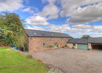 Thumbnail 4 bed detached house for sale in Craigllwyn, Oswestry