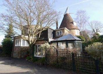 Thumbnail 4 bed detached house for sale in High Street, Otford, Sevenoaks