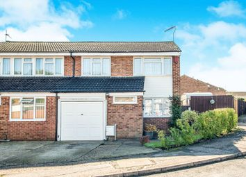 Thumbnail 4 bed semi-detached house to rent in Bronte Crescent, Hemel Hempstead