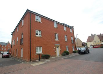 Thumbnail 2 bed flat for sale in Mortimer Gardens, Colchester