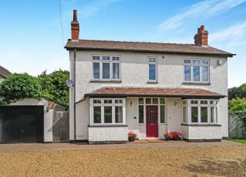 Thumbnail 4 bedroom detached house for sale in Houghton Road, St. Ives, Huntingdon
