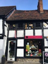 Retail premises for sale in Stratford-Upon-Avon, Warwickshire CV37