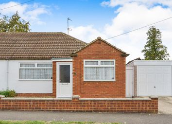 Thumbnail 3 bed semi-detached bungalow for sale in Fox Gate, Newport Pagnell