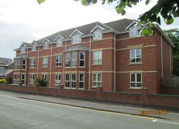 Thumbnail 2 bed flat to rent in St Leonards Avenue, Stafford