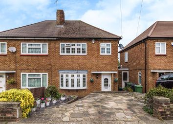 Thumbnail 3 bed semi-detached house for sale in Eton Road, Orpington