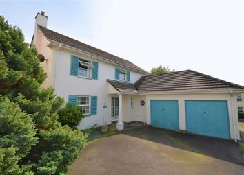 Thumbnail 5 bed detached house for sale in 5 Bedrooms, Double Garage, Detached, Lower Cross Road, Barnstaple