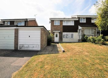Thumbnail 3 bed semi-detached house for sale in Suffolk Road, Royston