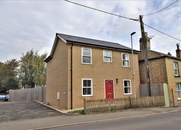 High Street, Earith, Huntingdon PE28. 3 bed detached house for sale