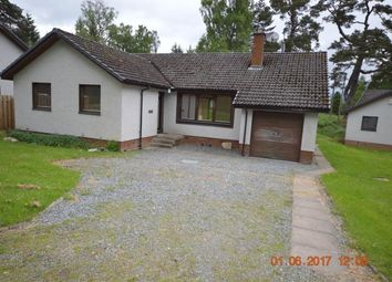 Thumbnail 4 bed bungalow to rent in An Cuilion, Dall Estate, Pitlochry