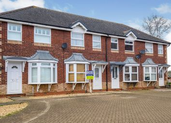 Thumbnail 2 bed terraced house for sale in Godwit Close, Whittlesey, Peterborough