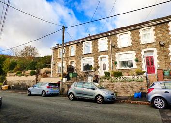 Thumbnail 3 bed terraced house for sale in Queen Street, Blaengarw, Bridgend