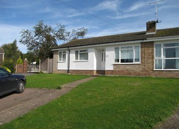 Thumbnail 3 bed semi-detached bungalow for sale in Oaklands Way, Sturry, Canterbury, Kent