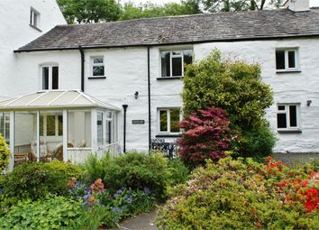 Thumbnail 3 bed cottage for sale in Low Nibthwaite, Coniston, Ulverston, Cumbria