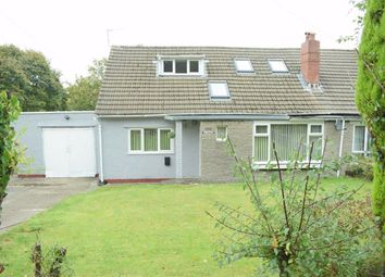 3 bed semi-detached bungalow for sale in Cwmbach Road, Fforestfach, Swansea SA5
