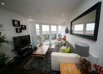 Thumbnail 2 bed flat for sale in High Street, Harrow, Middlesex