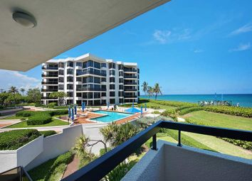 Thumbnail 3 bed property for sale in 3120 S Ocean Blvd Unit 1-101, Palm Beach, Fl, 33480