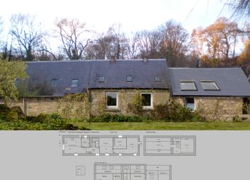 Thumbnail 4 bed barn conversion for sale in Ancrum, Jedburgh