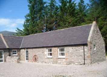 Thumbnail 3 bed cottage to rent in Glenrinnes, Keith