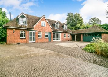 Thumbnail 3 bedroom detached house to rent in Satwell, Rotherfield Greys, Henley-On-Thames