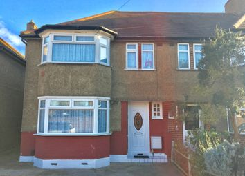 Thumbnail 4 bed end terrace house for sale in Layton Road, Hounslow