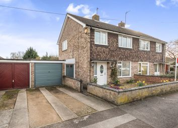 Thumbnail 3 bed semi-detached house for sale in Juniper Drive, Oxford
