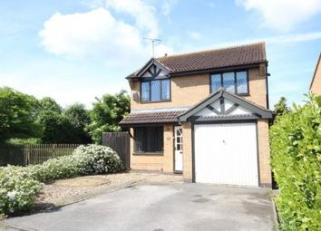 Thumbnail 3 bed detached house for sale in Millbeck Close, Gamston, Nottingham, Nottinghamshire