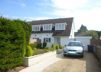 Thumbnail 3 bed semi-detached house to rent in Dixons Hill Road, North Mymms, Hatfield
