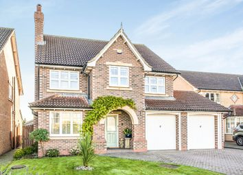 Thumbnail 5 bed detached house for sale in Trevine Gardens, Ingleby Barwick, Stockton-On-Tees