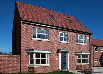 Thumbnail 5 bedroom detached house for sale in Braeburn Mews, Bawtry, Doncaster