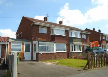 Thumbnail 3 bed semi-detached house for sale in Whitemere Road, Mount Pleasant, Shrewsbury