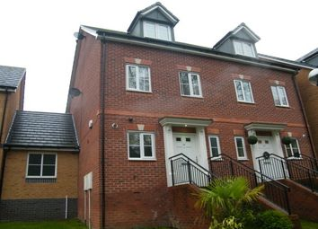 Thumbnail 4 bed property to rent in Clancey Way, Halesowen