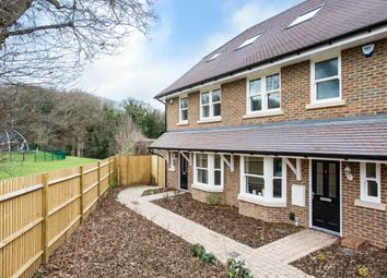 Thumbnail 4 bed town house to rent in Taylor Close, Watford
