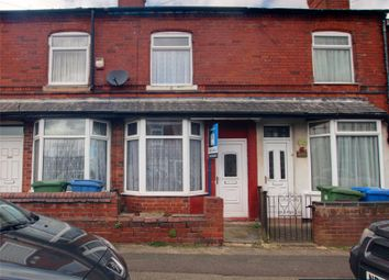 2 bed terraced house for sale in Victoria Street, Mansfield, Nottinghamshire NG18
