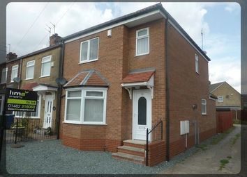 Thumbnail 3 bed detached house to rent in Cambridge Road, Hessle, East Yorkshire