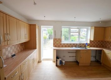 Thumbnail 4 bed terraced house to rent in Newbury Avenue, Enfield