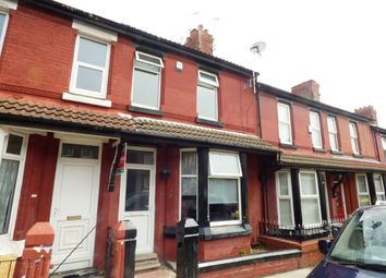 Thumbnail 3 bed terraced house for sale in Ivydale Road, Tranmere, Birkenhead