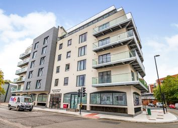 Thumbnail 1 bed flat for sale in Royal Crescent Road, Ocean Village, Southampton