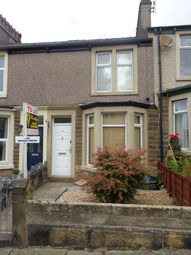 Thumbnail 2 bed terraced house to rent in Newsham Road, Lancaster