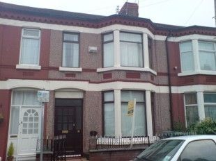 Thumbnail 3 bed terraced house to rent in St. Marys Street, Wallasey