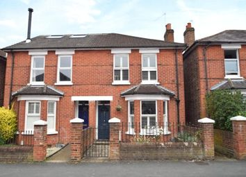 Thumbnail 3 bed semi-detached house to rent in Agraria Road, Guildford, Surrey