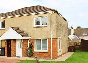 Thumbnail 2 bed semi-detached house for sale in 7 Mccormack Gardens, Stranraer